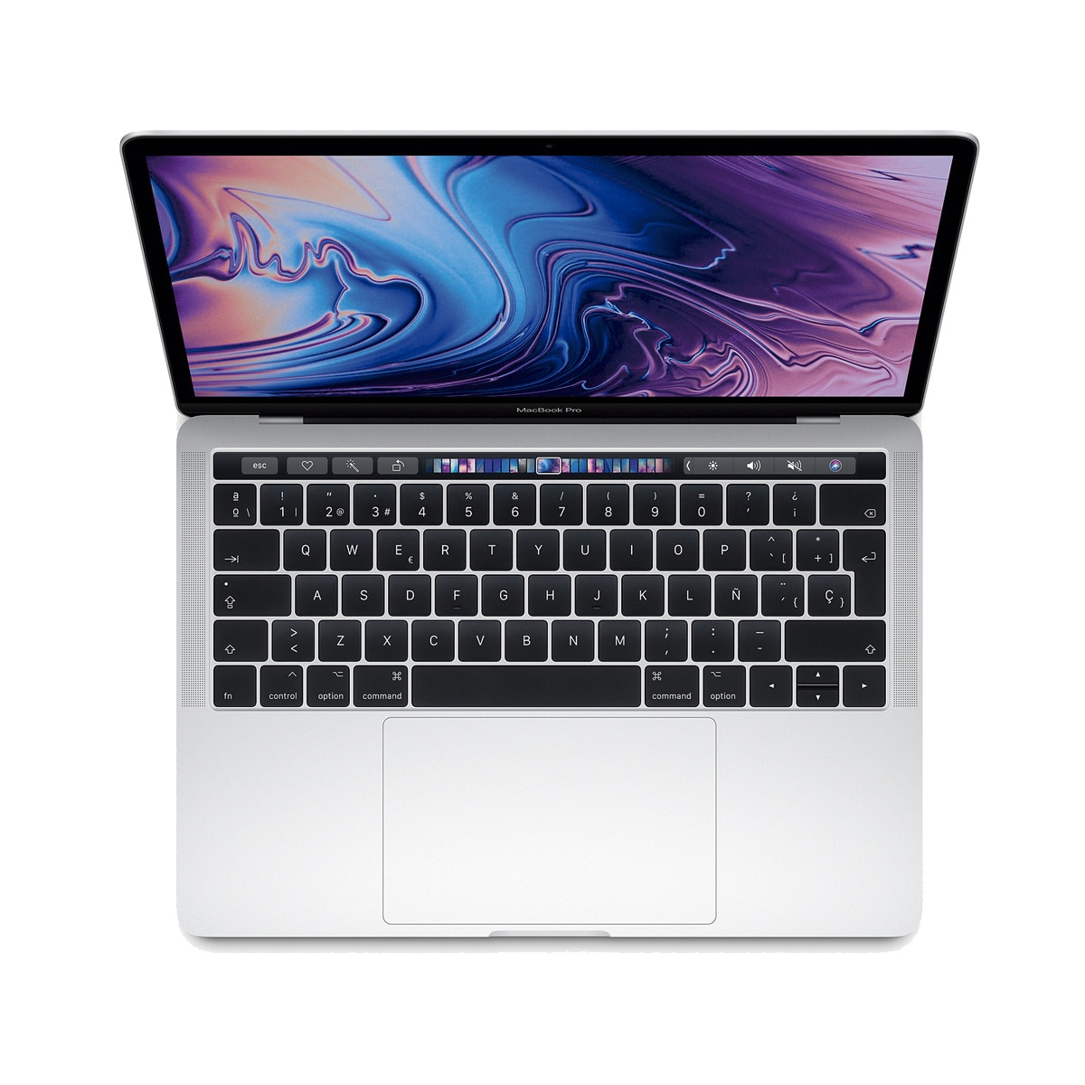 "13.3"" MacBook Pro Touchbar i5 512GB/8GB/Silver/ES (Late 2018)"