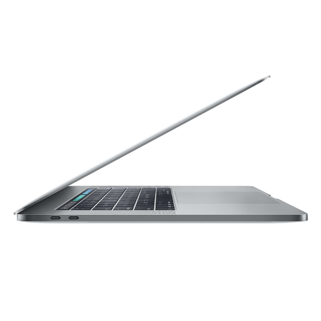"15.4"" MacBook Pro Touchbar i7 256GB/16GB/Space Gray/UK (Mid 2018)"