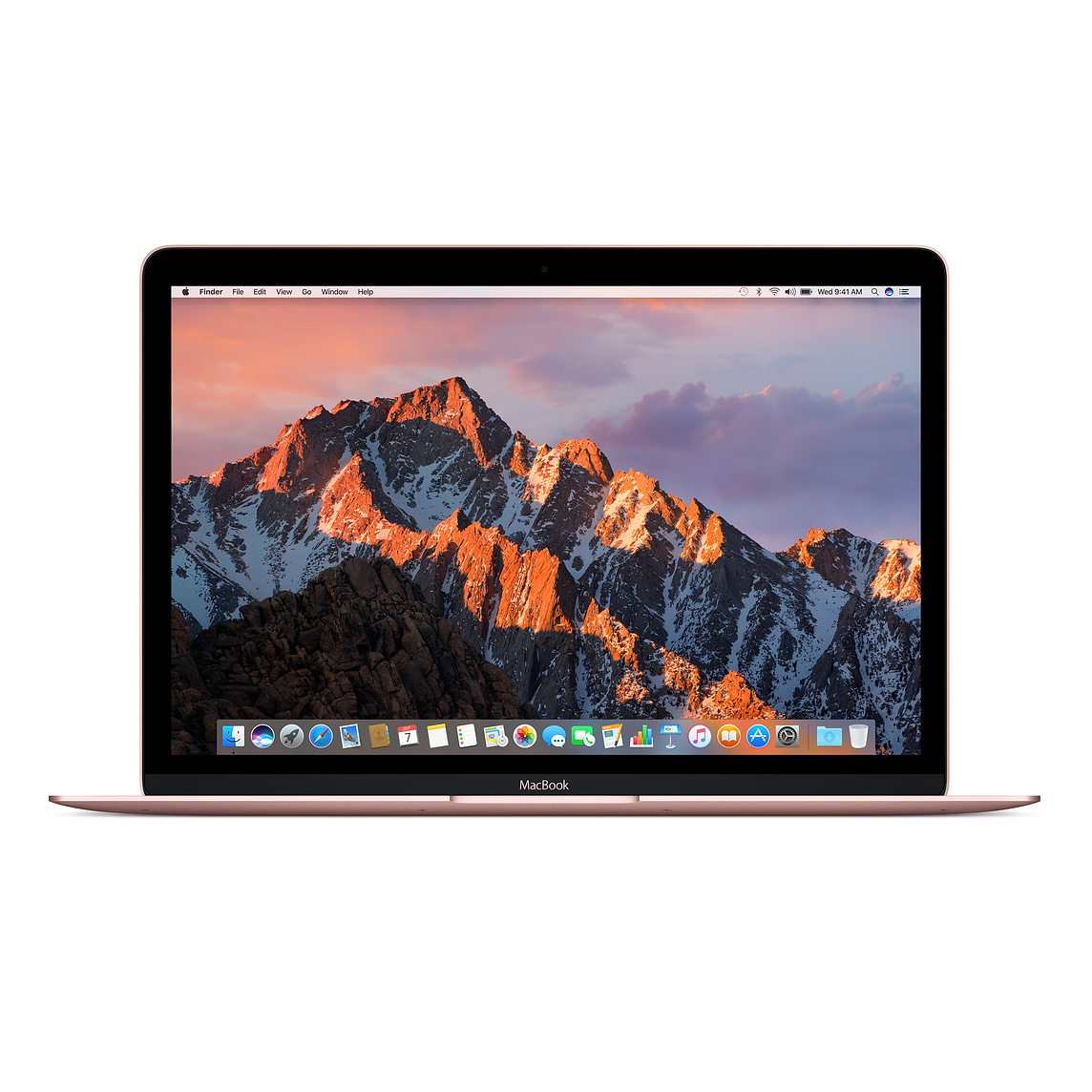 "12.0"" MacBook m3 512GB/8GB/Rose Gold/PT (Mid 2017)"