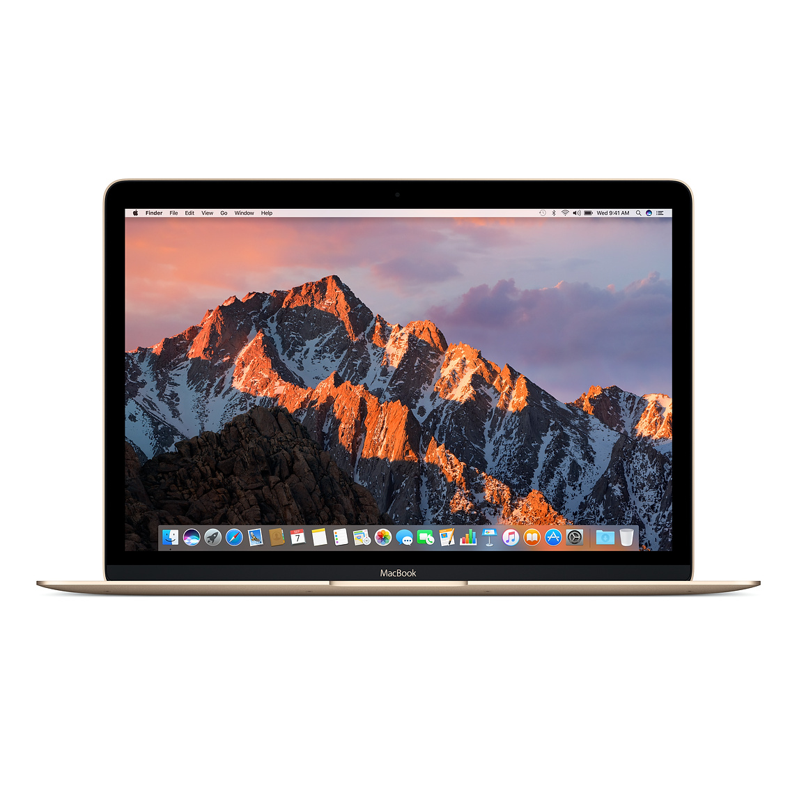 "12.0"" MacBook m3 256GB/8GB/Gold/PT (Mid 2017)"