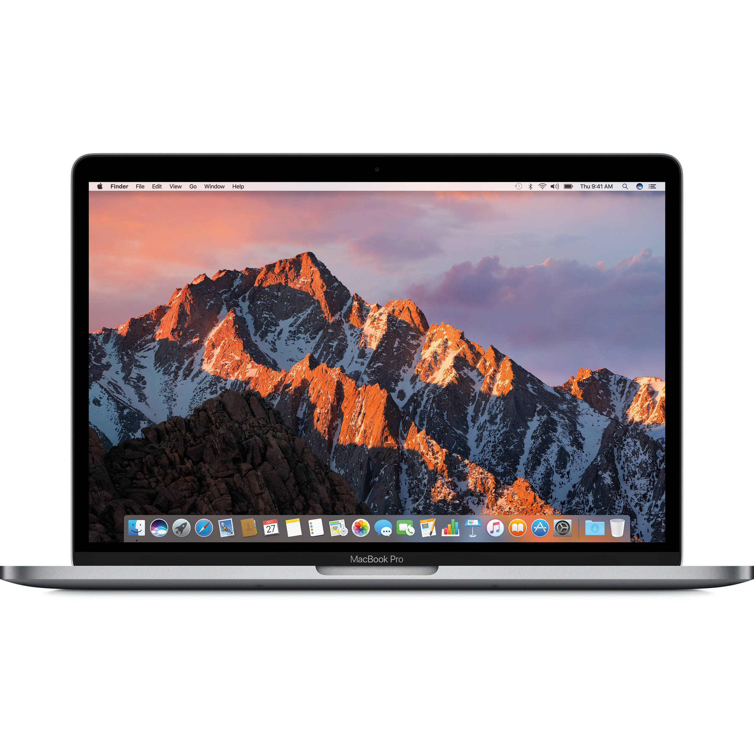 "13.3"" MacBook Pro i5 512GB/8GB/Space Gray/ES (Mid 2017)"