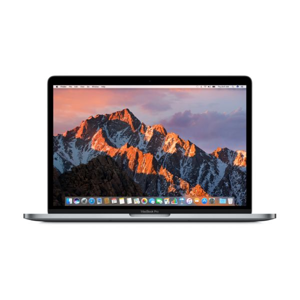 "13.3"" MacBook Pro Touchbar i5 256GB/8GB/Space Gray/PT (Mid 2017)"