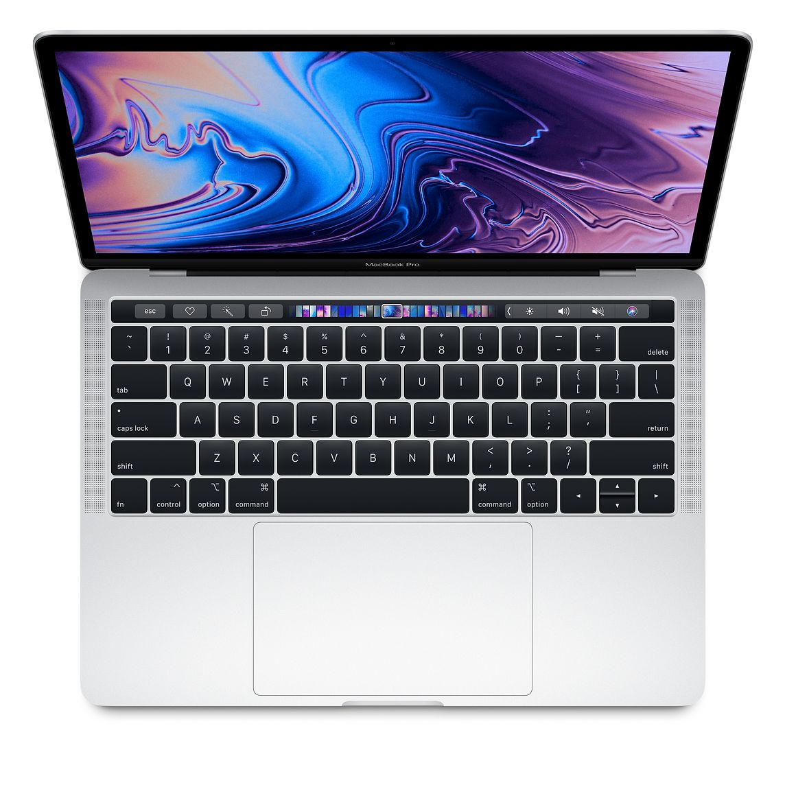 "13.3"" MacBook Pro Touchbar i5 256GB/8GB/Silver/IT (Mid 2017)"