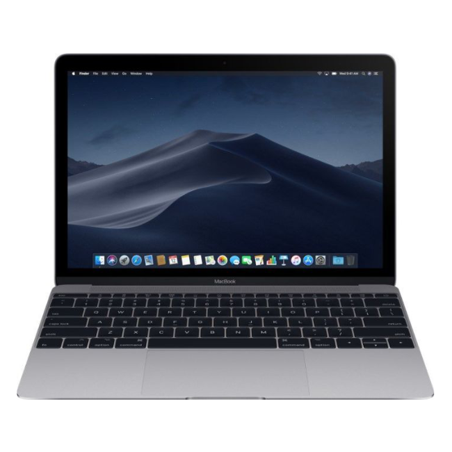 "12.0"" MacBook m3 256GB/8GB/Space Gray/UK (Mid 2017)"
