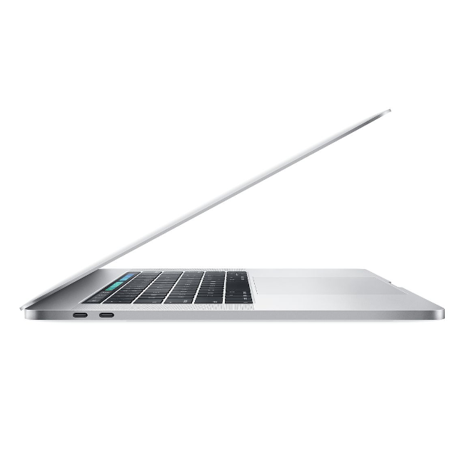 "15.4"" MacBook Pro Touchbar i7 512GB/16GB/Silver/UK (Late 2016)"